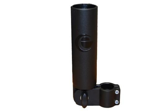 Silverline Golf Teleskop Entfernungsmesser : E motion zubehör schirmhalter für emotion elektrotrolleys