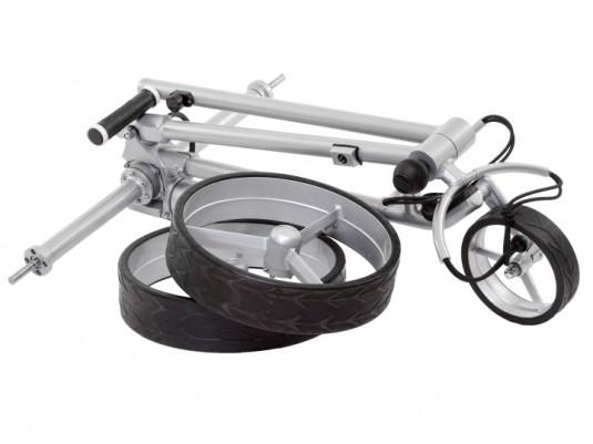 Silverline Golf Teleskop Entfernungsmesser : Pieper golf elektro golftrolley figus mit bremse
