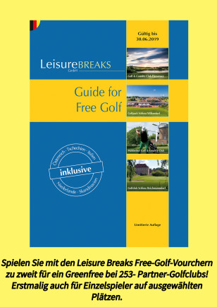 Leisure Breaks GmbH Guide for Free Golf