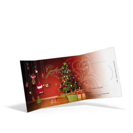 Pieper Geschenkgutschein Weihnachtsmotiv