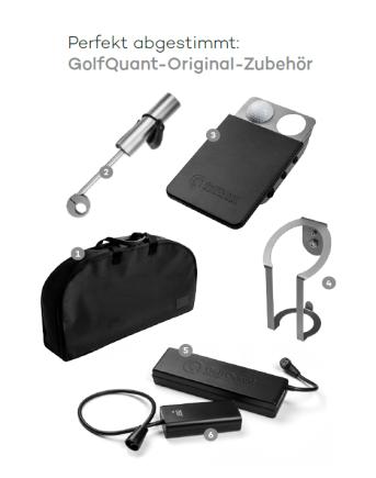GolfQuant Getränkehalter