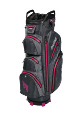 Bag Boy Techno C-302 Weatherproof 9,5 Slate/Charcoal/Pink