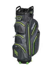 Bag Boy Techno C-302 Weatherproof 9,5 Slate/Charcoal/Lime