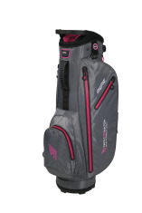 Bag Boy Techno C-311 Weatherproof 8,5 Charcoal/Pink