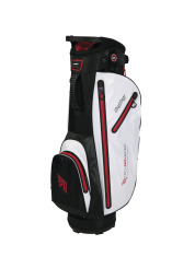 Bag Boy Techno C-311 Weatherproof 8,5 White/Black/Red
