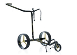 JuCad Special Edition Carbon 3-Rad Trolley