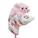 Evolution Pal Poddle Putter Headcover