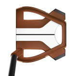 Spider X Copper Slant Neck Putter