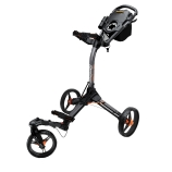 Bag Boy Tri Swivel 2.0 graphite orange