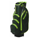 Ouul Python Waterproof Cart Bag black/green/dark green