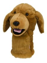 Daphne Golden Retriever Driver Headcover