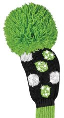 Daphne Sparkle Fairway grün Punkte Headcover