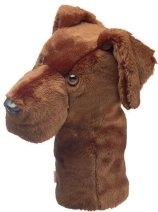 Daphne Chocolate Labrador Headcover