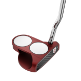 Odyssey O-Works 2-Ball Putter RED