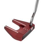 Odyssey O-Works #7 Putter RED