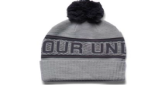 Under Amour Beanie UA Retro Pom Grey