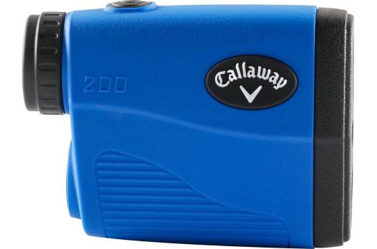 Silverline Golf Teleskop Entfernungsmesser : Callaway laser 200 blau
