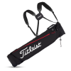 Titleist Carry Bag Black-Red