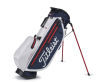 Titleist Players 4 Plus StaDry Navy-White-Red