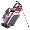 Callaway Hyper-Lite 5 Stand Bag White Titanium Orange