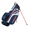 Callaway Hyper Dry Fusion Stand Bag Navy White Red