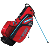Callaway Hyper Dry Fusion Stand Bag Red Black Neon Blue