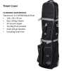 Fastfold 360 WP Travelcover