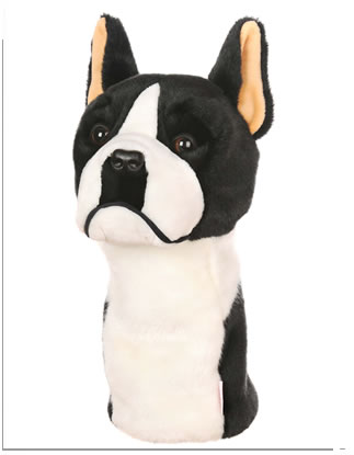 Daphne Boston Terrier Driver Headcover