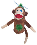 Daphne Boy Monkey Made OF Sockies Hybrid Headcover