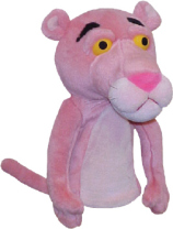 Evolution Headcover Pink Panther