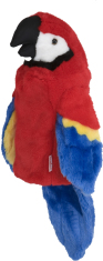 Daphne Parrot (Papagei) Driver Headcover