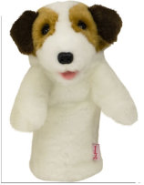 Daphne Jack Russel Driver Headcover