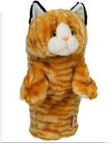 Daphne s Calico Cat Headcover