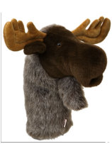Daphne Moose Driver Headcover