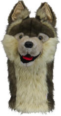 Daphne Wolf Driver Headcover
