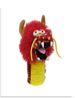 Daphne Dragon Red Driver Headcover