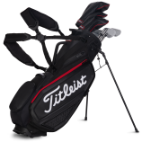 Titleist Premium Stand Bag Jet Black Collection