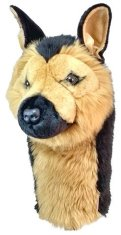 Daphne German Shepherd Driver Headcover