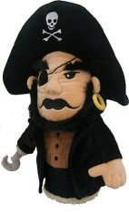 Daphne Pirate Driver Headcover