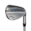 Callaway JAWS MD5 60.8 Chrome Stahl True Temper S300
